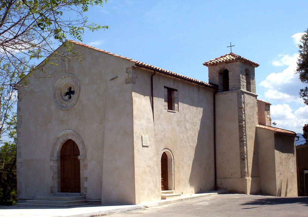Nuovo tempio valdese di Dipignano
